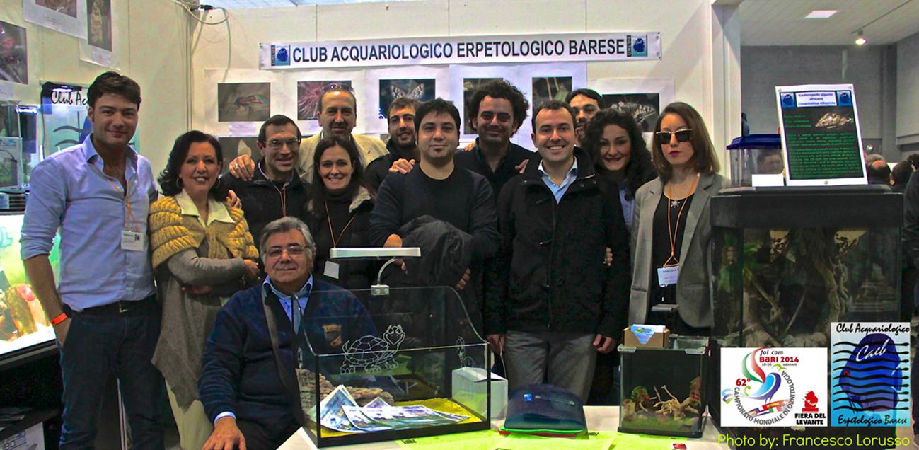 Club Acquariologico Erpetologico Barese :: L'Associazione